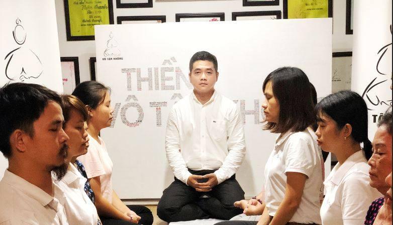 Thiền học tại Trường Thiền Vô Tận Không
