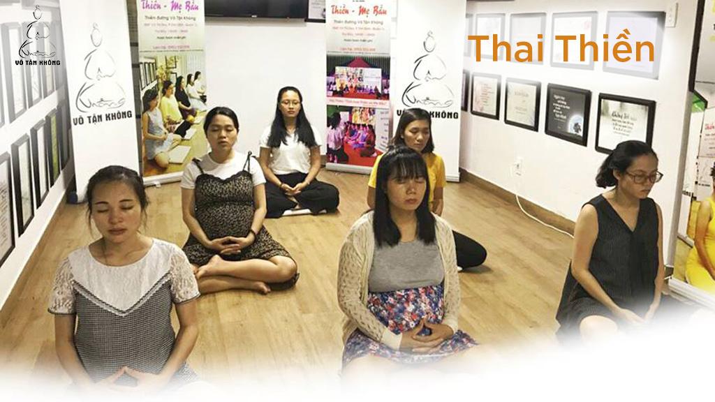 Thai Thiền Vô Tận Không