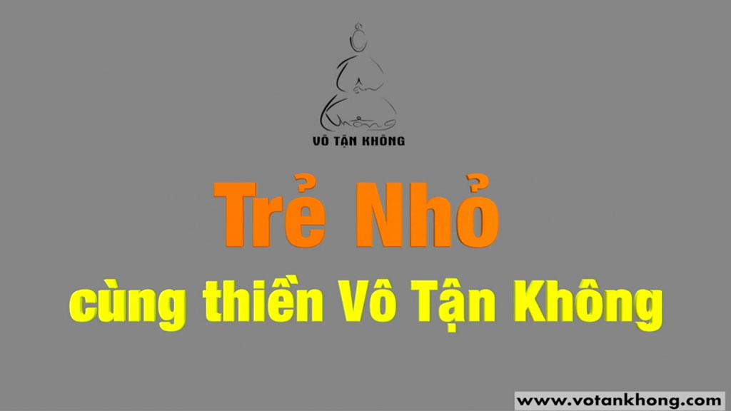 Sư Phụ Trần Thanh Nghị - Người sáng lập Trường Thiền Vô Tận Không